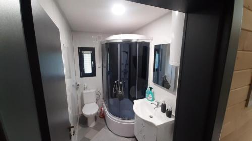 Mobilný dom - kúpelňa
